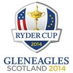 Ryder Cup Chauffeur Service Gleneagles Scotland Sept 2014