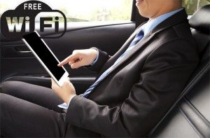 FREE WIFI AVAILABLE IN OUR CARS