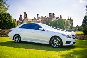 Chauffeur Kent London Mercedes