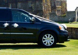 Chrysler Wedding Car Hire London