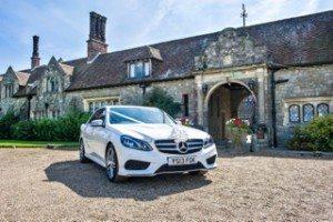 Mercedes Wedding Car London