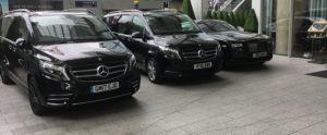 Mercedes Benz V Class Chauffeur Driven Car Kent London And Essex