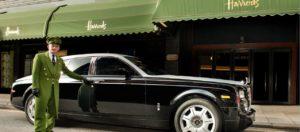 Rolls Royce Chauffer Service London Kent Essex