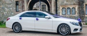 Luxury Mercedes S Class Wedding Car Kent, London And Essex.....
