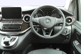 Mercedes V Class Chauffeur And Wedding Car Kent, London, Essex