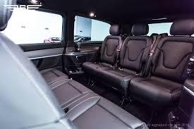 Mercedes V Class Luxury Chauffeur And Wedding Car Kent, London, Essex
