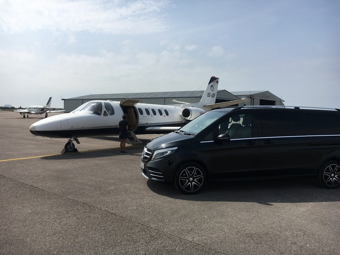 Airport Transfers Kent