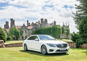 Mercedes Benz S Class Chauffeur Wedding Car Kent London And Essex