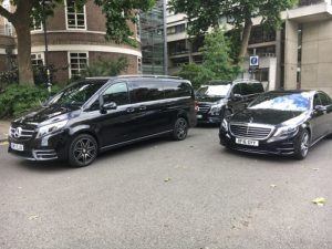 Mercedes Benz V Class Chauffeur Driven Car Hire Kent London And Essex