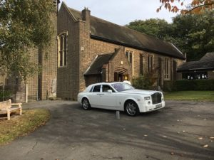Rolls Royce Chauffeur Kent, London And Essex
