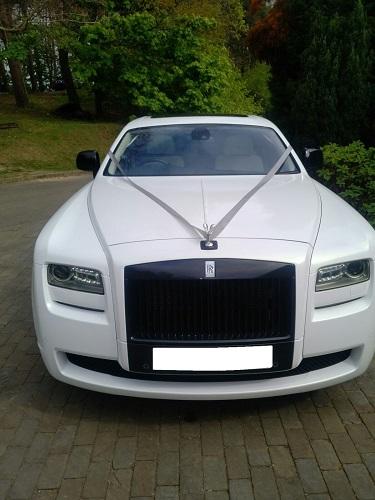 Rolls Royce Chauffeur Kent