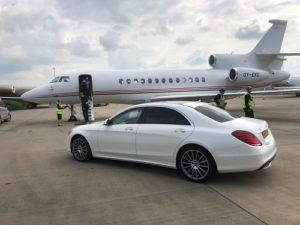 VIP Chauffeur Service London