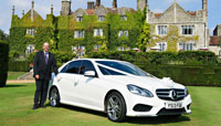 Wedding Chauffeur Hire London
