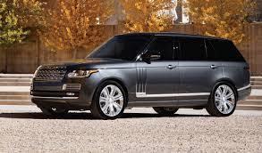 Range Rover Chauffeur