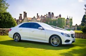 Mercedes Chauffeur in Kent