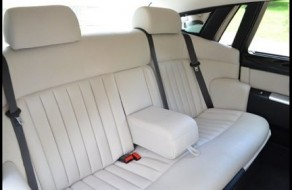 Rolls Royce Chauffeur Service Shoreditch