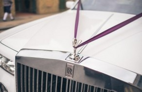 Rolls Royce Phantom Chauffeur in Kent