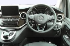 Mercedes V Class Chauffeur And Wedding Car Kent, London, Essex