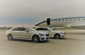 Chauffeur Driven Mercedes Benz S Class Airport Transfer Kent London And Essex