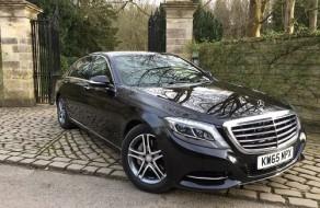 Chauffeur Driven Mercedes Benz S Class Kent London And Essex
