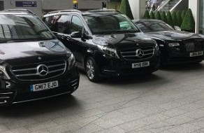 Mercedes Benz V Class Car Hire Kent London And Essex