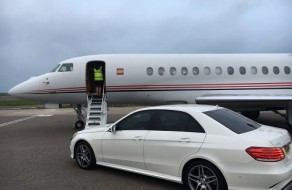 Mercedes Benz E Class Chauffeur Driven Airport Car Kent London And Essex