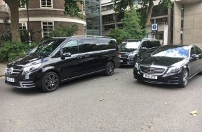 Mercedes Benz V Class Chauffeur Driven Car Kent London And Essex