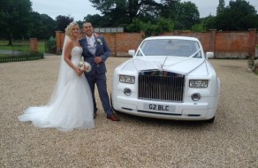 Rolls Royce Phantom Chauffeur in Hornchurch