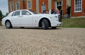 Rolls Royce Phantom Chauffeur in Holland Park