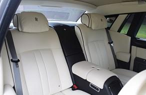 Rolls Royce Phantom Chauffeur in Kent
