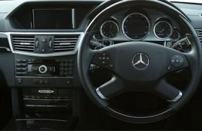 Mercedes Chauffeur Kent