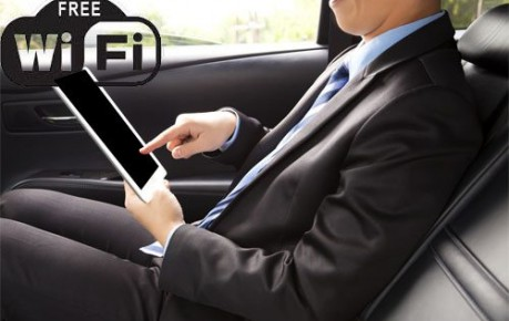 LONDON CHAUFFEUR FREE WIFI